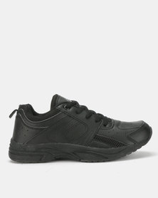Olympic Recess Youths Trainers CSL Black