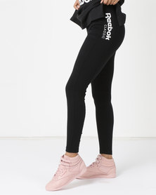 Reebok Fitness Leggings Black