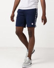 Reebok F Track Pant Shorts Conavy