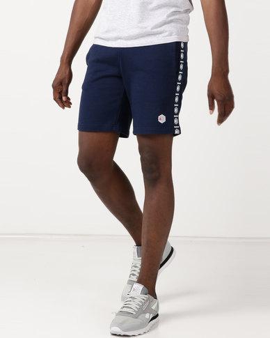 2f50995138bb Reebok F Track Pant Shorts Conavy