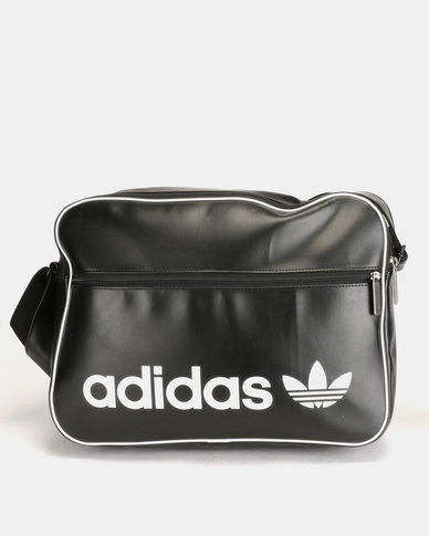 7e425022309b2 adidas Originals Airliner Vint Bag Black | Zando