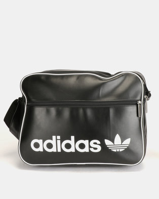 adidas Originals Airliner Vint Bag Black bf6e344a00