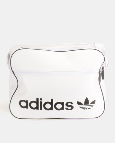 adidas Originals Airliner Vint Bag White