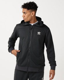 adidas Originals Fullzip Jacket Carbon