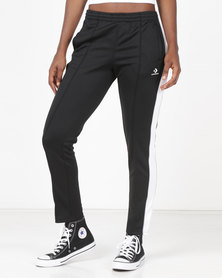 Converse Track Pants Black