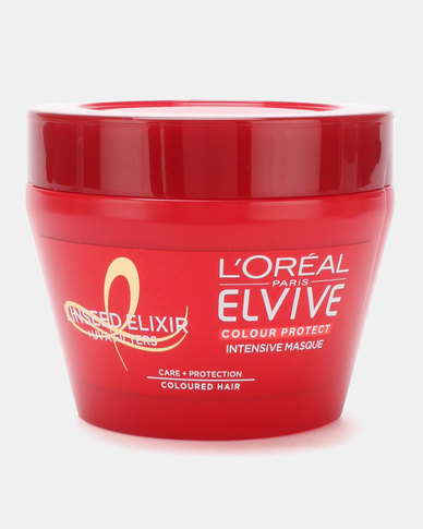 L'Oreal Elvive Colour Protect Masque 300ml