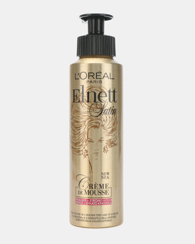 LOREAL Elnett Hair Mousse Volume 200ml