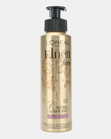 L'Oreal Elnett Hair Mousse Curls 200ml