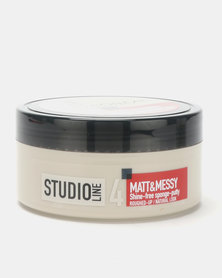 L'Oreal Studio Line Matte & Messy Sponge Pot 150ml