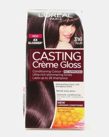 L'Oreal Casting Creme Gloss Plum 316