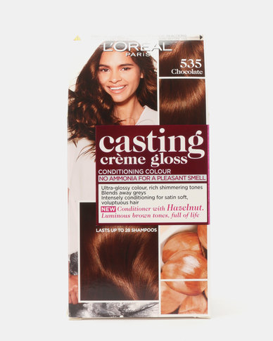 L'Oreal Casting Creme Gloss Chocolate 535