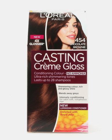 L'Oreal Casting Creme Gloss Chocolate Brownie 454