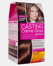 680 Choco Moccaccino Casting Creme Gloss GBI by L'Oreal