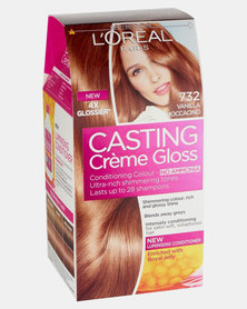 732 Vanilla Casting Creme Gloss GBI Moccaccino by L'Oreal