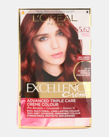 L'Oreal Excellence Creme Radiant Auburn 5.62