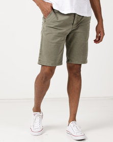 Deacon Pacific Shorts Khaki