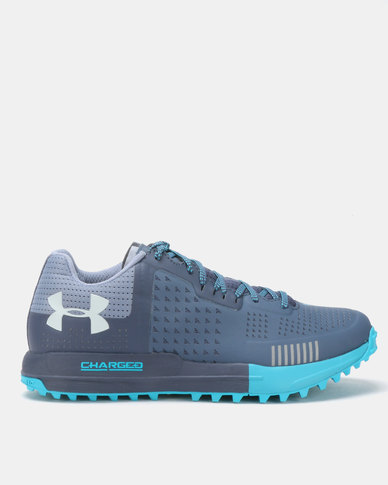 Under Armour W Horizon Trail Running Shoes Utility Blue