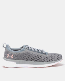 Under Armour W Lightning 2 Running Shoes Steel