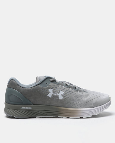 Under Armour W Charged Bandit Running Shoes White/Steel