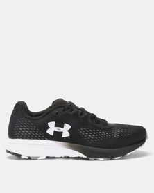 Under Armour W Charged Spark Running Shoes Black/Steel