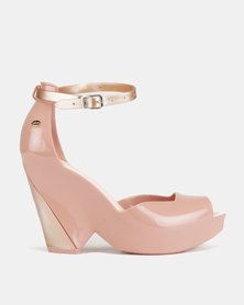 LaMara Jelly Wedges Rose
