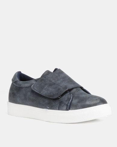 Jada Velcro Sneakers Navy