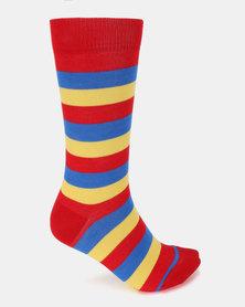 Sexy Socks Superman Bamboo Socks Multi