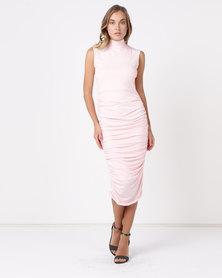 SassyChic Candice Dress Candy Pink
