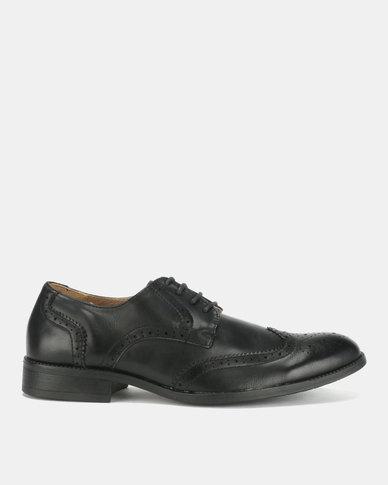 Bata Mens Formal Shoes Black