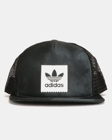 adidas Originals Trucker Hat 2 Black