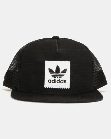adidas Originals Trucker Hat 1 Black