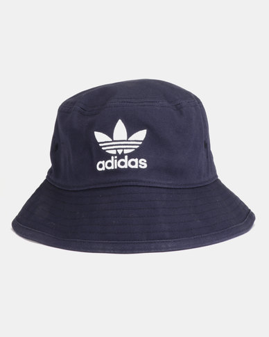 adidas Originals Bucket Hat AC CONAVY WHITE  2d267de8ea39