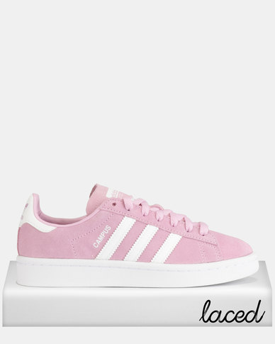 adidas Originals Campus J Sneakers PinkWhite