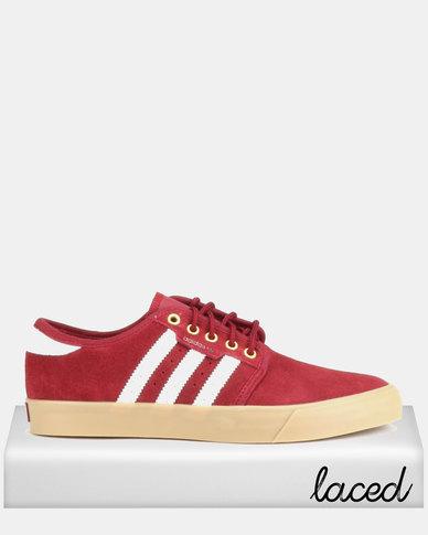 adidas Originals Seeley Sneakers Red