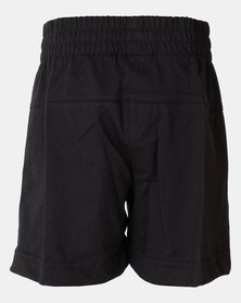 adidas Originals Long Knee Shorts Black