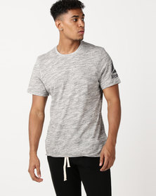 Reebok Performance EL Prime Group Tee Chalk