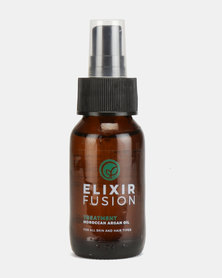 Elixir Fusion Pure Moroccan Argan Oil 50ml