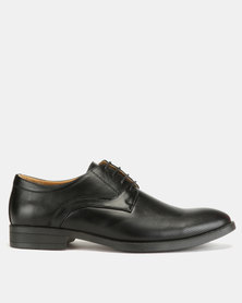 Utopia Formal Lace Ups Black