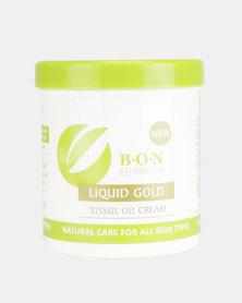 B.O.N Natural Oils Liquid Gold Tissue Oil Cream
