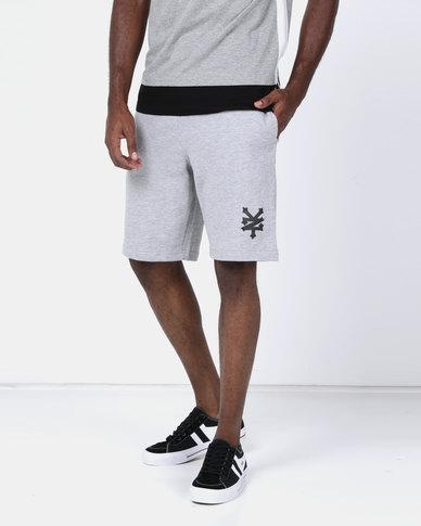 Zoo York Fleece Shorts Grey