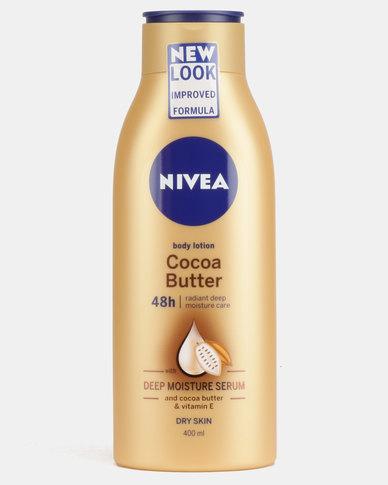Nivea Cocoa Butter Body Moisturiser 400ml
