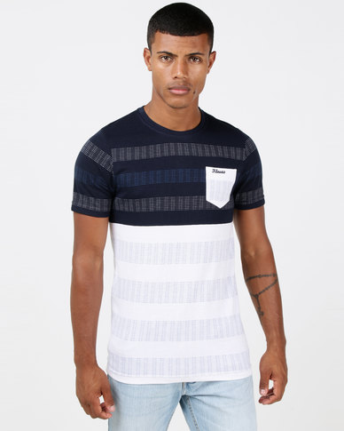 Klevas Merit T-Shirt Navy