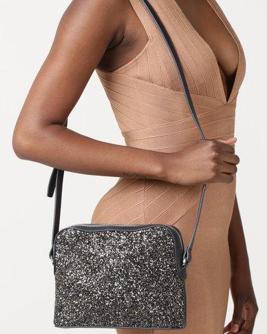 Fiorelli Layla Crossbody Bag Glitter Multi