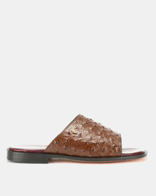 Crockett & Jones Emu Brown
