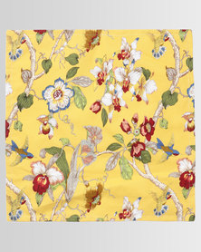 Grey Gardens Sunshine Blossom Scatter Cushion Cover Yellow