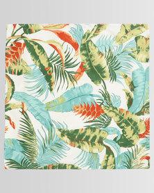 Grey Gardens Kerela Scatter Cushion Cover Green