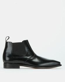 Barker Mastercalf Boots Black