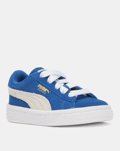innovative design ad6e2 1b901 Puma Sportstyle Core Suede Inf Sneakers Snorkel Blue