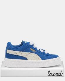 Puma Sportstyle Core Suede Inf Sneakers Snorkel Blue