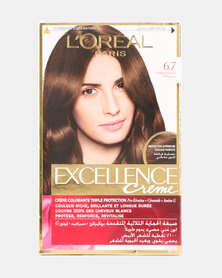 L'Oreal Excellence Maroon Chocolate 6.7